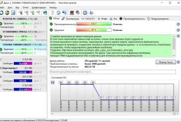 تحميل برنامج Hard Disk Sentinel مهم جدا لمتابعة حالة الهارد ديسك
